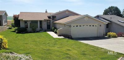 Lewiston Single Family Home For Sale: 810 Grelle Dr
