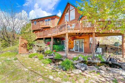 Boise County Single Family Home For Sale: 210 Evergreen Drive