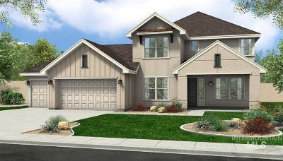 Boise ID Single Family Home For Sale: $847,790