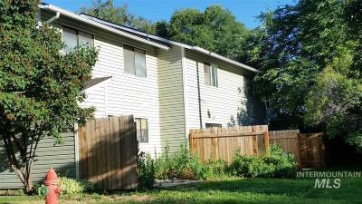 Jerome Multi Family Home For Sale: 600 Fillmore