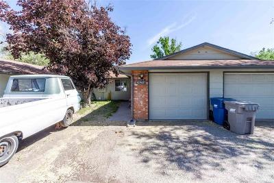 Boise Multi Family Home For Sale: 10502 W Fox Ridge