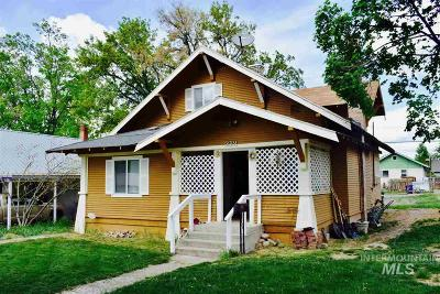 Jerome Single Family Home For Sale: 212 E Ave C