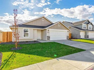 Boise Single Family Home For Sale: S Cape View Way