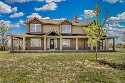 Middleton Single Family Home For Sale: 14715 Purple Sage Road