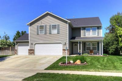 Nampa Single Family Home For Sale: 8152 E Shallon Dr