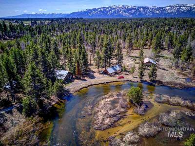 McCall Single Family Home For Sale: 13481 Highway 55
