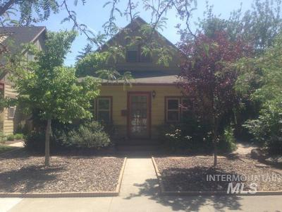 Single Family Home For Sale: 1806 N 15 St
