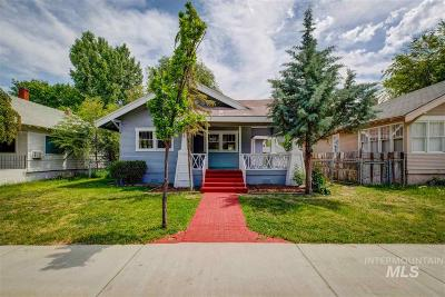 Nampa Single Family Home Back on Market: 516 9th Ave S.