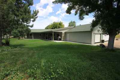 Nampa Single Family Home For Sale: 10930 Watoosi Ln