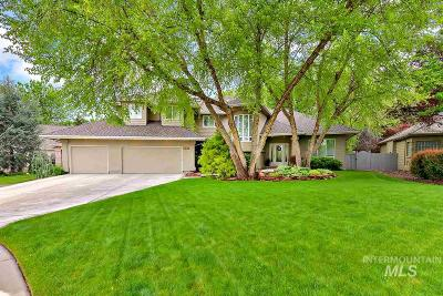 Boise Single Family Home For Sale: 5146 N Greyloch Way
