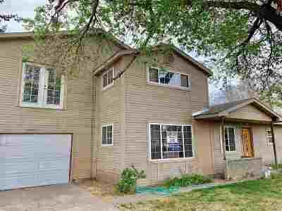 Mountain Home Single Family Home For Sale: 1750 American Legion Blvd