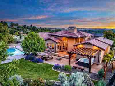 Boise Single Family Home For Sale: 1898 S Travertine Way