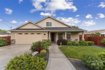 Boise Single Family Home For Sale: 6008 W Castle