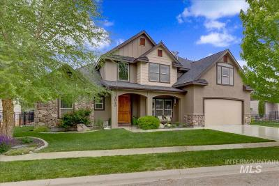 Boise Single Family Home For Sale: 1010 E Rubicon Drive