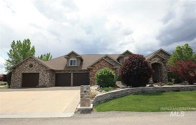 Kimberly Single Family Home For Sale: 3410 Ridge Line Drive