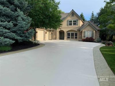 Garden City Single Family Home For Sale: 9237 W Beachside