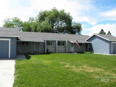 Boise Multi Family Home New: 3663 S Black Hills Avenue