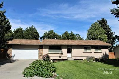 Twin Falls Single Family Home For Sale: 526 Parkway Cir.