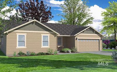 Boise Single Family Home For Sale: 11467 W Aldershot