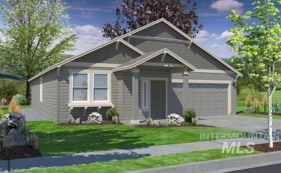 Boise Single Family Home Back on Market: 11415 W Aldershot