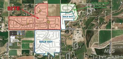 Canyon County Residential Lots & Land New: Willis Road