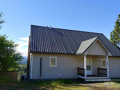 Kooskia Single Family Home For Sale: 154 Wild Plum
