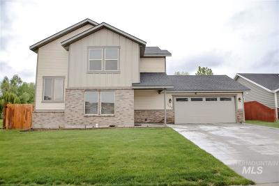 Jerome Single Family Home New: 1108 5th Ave E