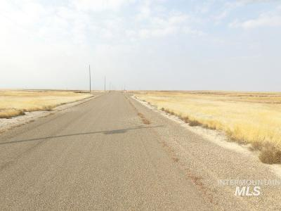 Mountain Home Residential Lots & Land For Sale: SW El Camino St