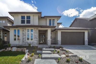 Boise Single Family Home New: 5734 E Clear Ridge St.
