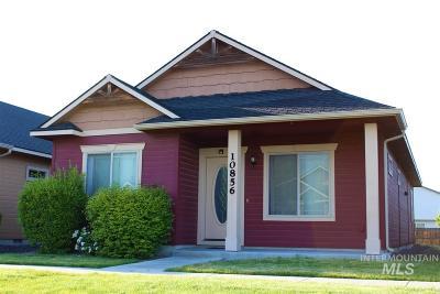 Boise Single Family Home New: 10856 W Wasdale