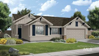 Nampa Single Family Home New: 6050 E Mayfield Dr.