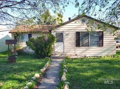 Mountain Home Multi Family Home For Sale: 1850 American Legion Blvd