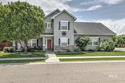 Boise Single Family Home New: 5898 S Fireglow Avenue