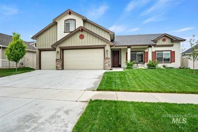 Meridian ID Single Family Home New: $379,900