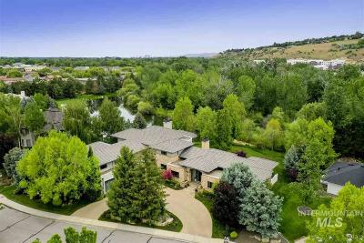 Boise ID Single Family Home New: $2,800,000