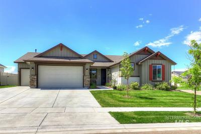 Nampa Single Family Home New: 11368 W Rosette Dr.