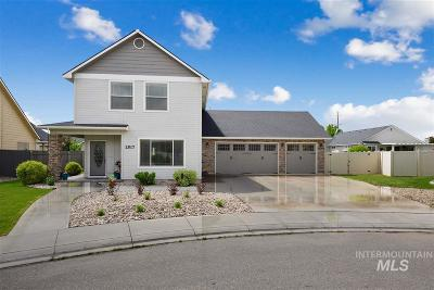 Nampa ID Single Family Home New: $284,990