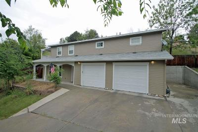 Single Family Home For Sale: 2442 W Hill Rd.
