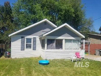 Nampa ID Single Family Home New: $169,000