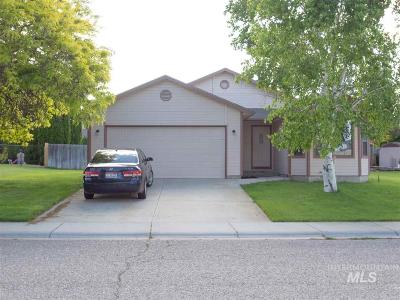 Nampa Single Family Home New: 1817 Scorpio Dr