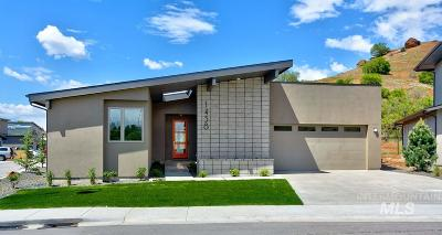 Boise Single Family Home New: 1458 S Boulder View Lane