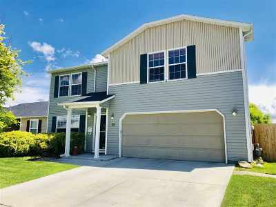 Nampa ID Single Family Home New: $299,900