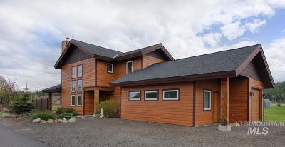 McCall Single Family Home For Sale: 1401 Dragonfly Loop