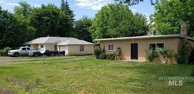Lewiston Multi Family Home For Sale: 933 Preston Ave
