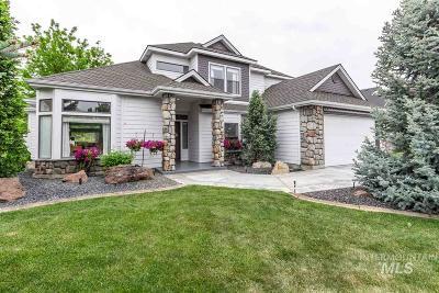 Eagle Single Family Home New: 483 W Oakhampton Dr