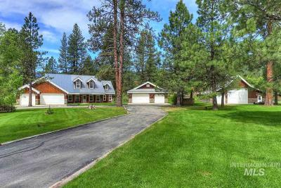 Garden Valley Single Family Home For Sale: 20 Wooded River