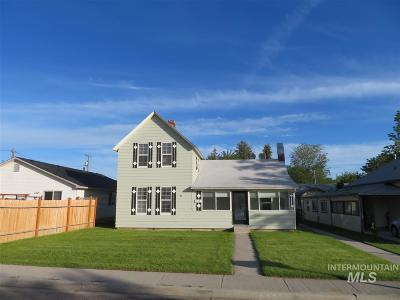 Nampa Single Family Home For Sale: 219 24th Ave S