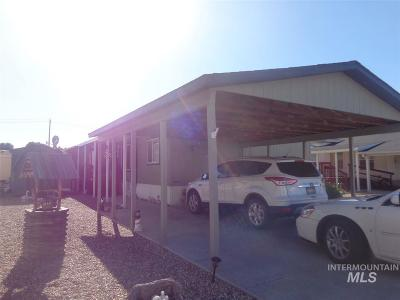 Fruitland Single Family Home For Sale: 2750 Alden Rd