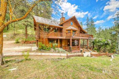 Boise Single Family Home For Sale: 31 Meadow Lane