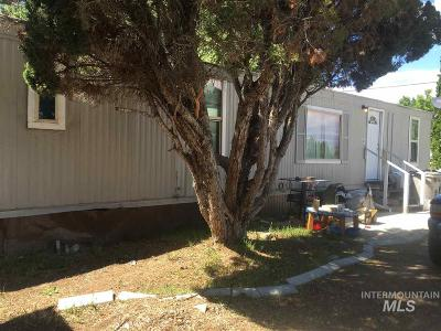 Nampa Multi Family Home For Sale: 145 6th St N